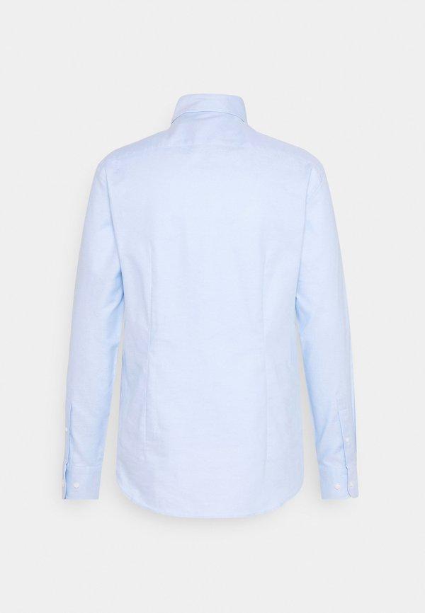 Tommy Hilfiger Tailored OXFORD SLIM FIT - Koszula biznesowa - light blue/white/jasnoniebieski Odzież Męska WWBN