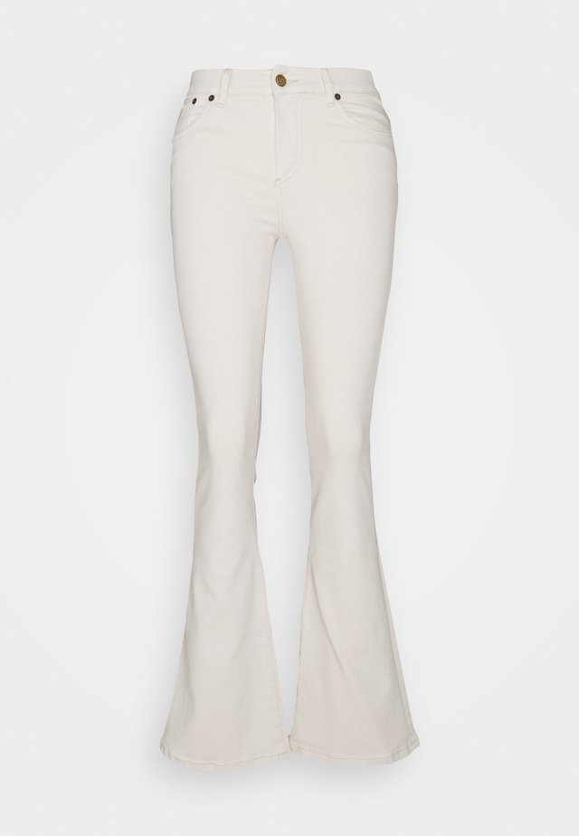 RAVAL - Flared Jeans - rinse
