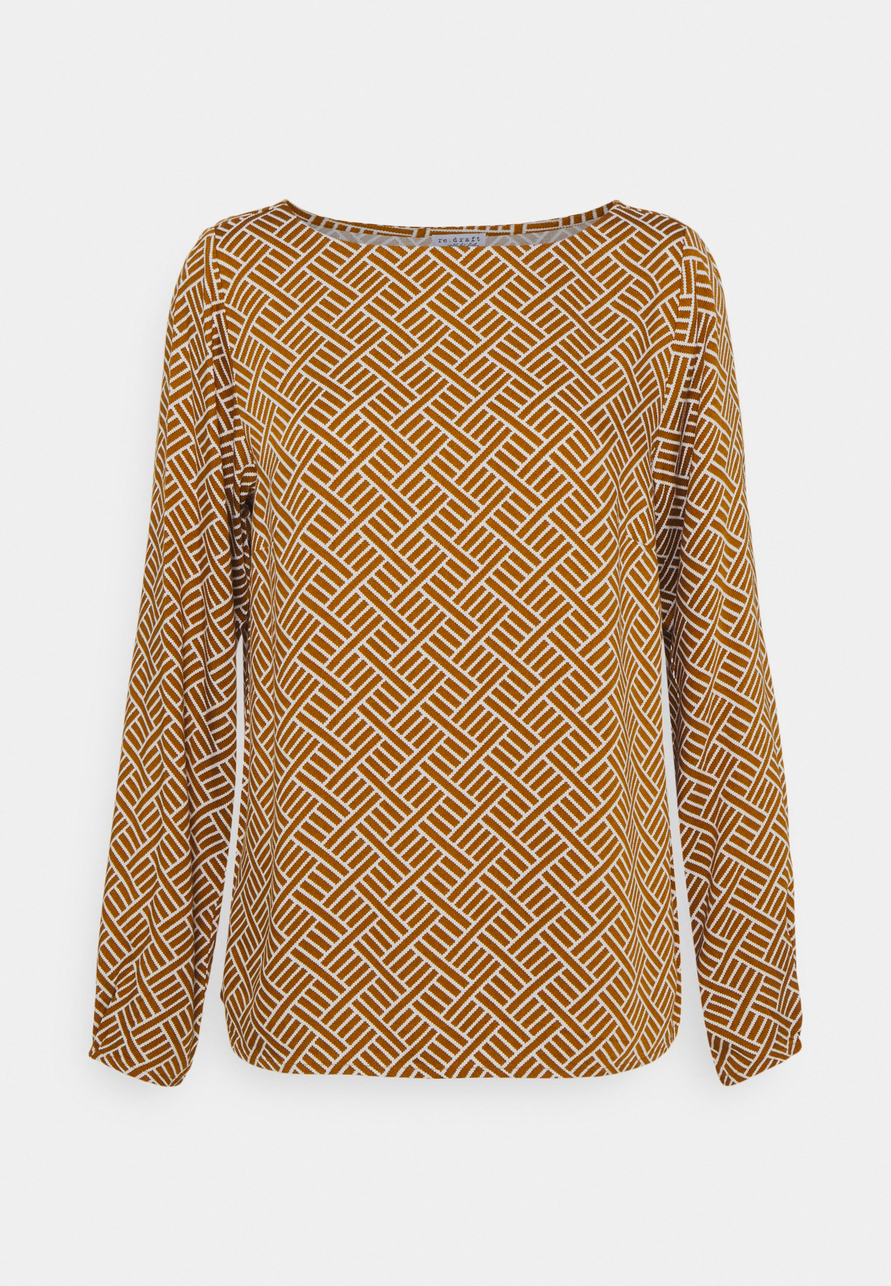 Women GRAPHIC BLOUSE - Long sleeved top