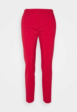 BELLO TROUSERS - Trousers - red