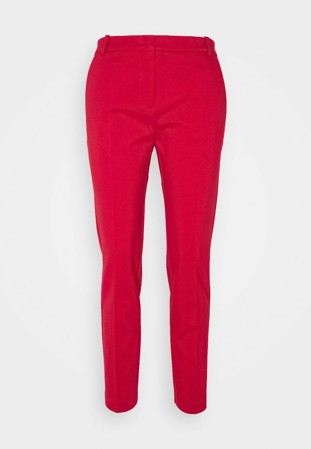 BELLO TROUSERS - Broek - red