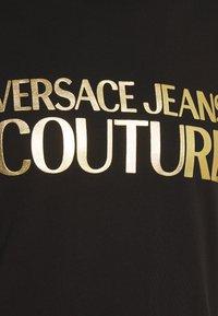 Versace Jeans Couture - MOUSE - T-shirt imprimé - black - 4