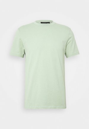 SILO - Basic T-shirt - dusk green