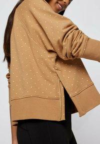 BOSS - C ELIA GOLD ZAL - Sweatshirt - patterned - 3