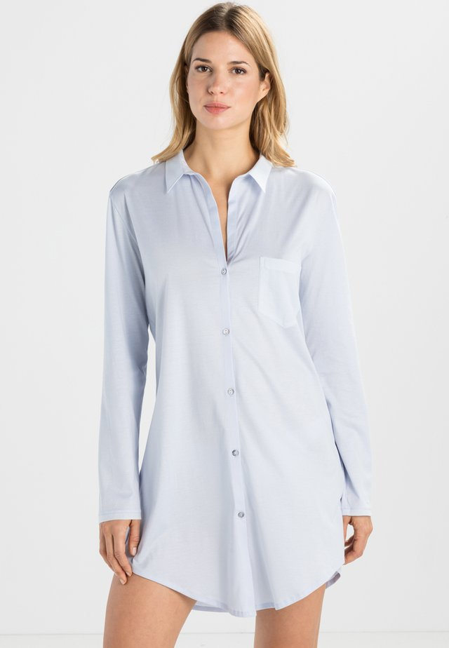 DELUXE NIGHTDRESS - Negligé - blue glow