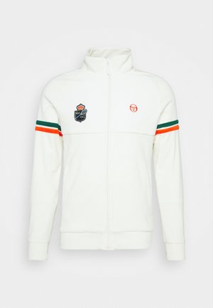 PRINCES TRACK JACKET - Trainingsjacke - egret