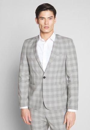 LARVICK SUIT - Oblek - grey
