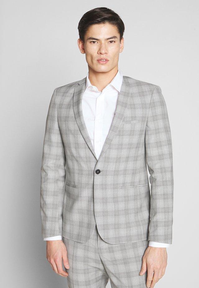 LARVICK SUIT - Kostuum - grey