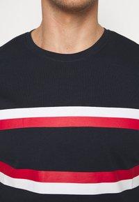 Pier One - T-shirt print - dark blue - 4