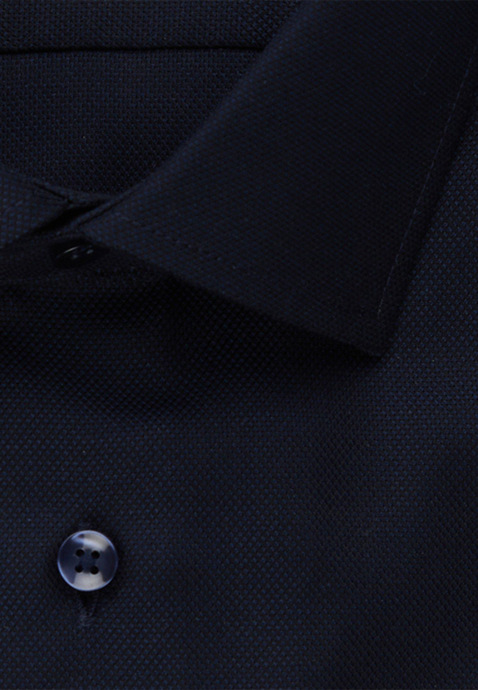 Seidensticker SLIM FIT - Chemise - blau