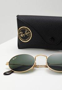 Ray-Ban - 0RB3547N OVAL - Sluneční brýle - gold-coloured - 3