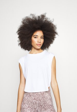 ELITE TANK - T-shirt basic - white