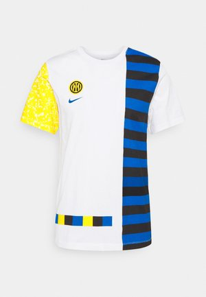 INTER MAILAND TEE IGNITE SALONE - Club wear - white