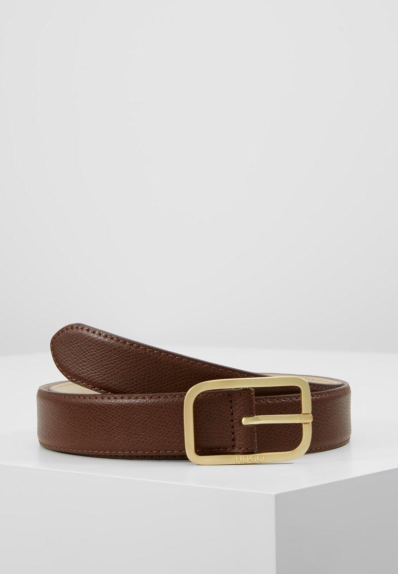 HUGO - ZAIRA BELT - Skärp - light/pastel brown