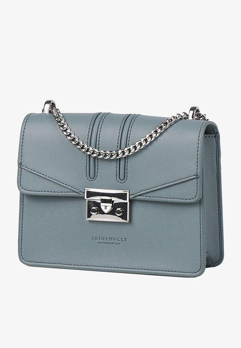 Seidenfelt - Across body bag - shady blue