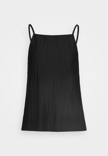 SLFTERLE STRAP  - Top - black