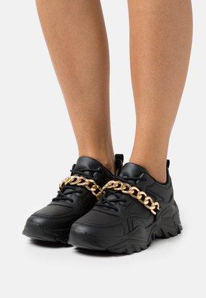 TERREX - Sneakersy niskie - black