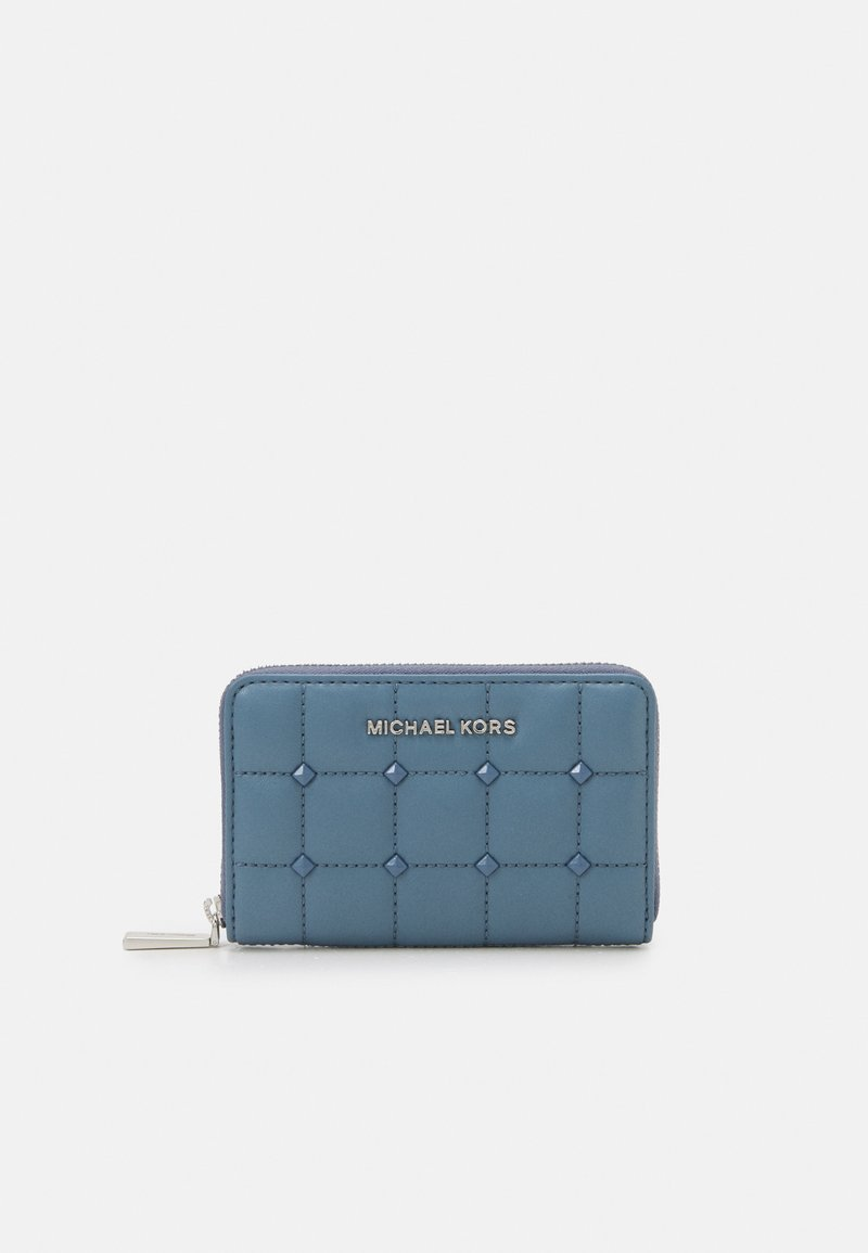 MICHAEL Michael Kors - JET SET CARD CASE - Lompakko - dark blue