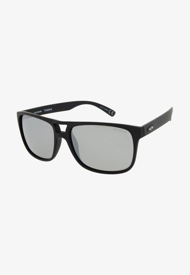 TEMPO - Sportsbriller - black