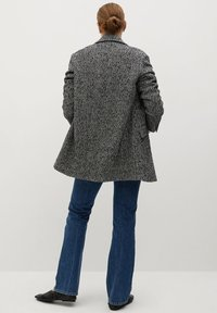 Mango - DARWIN - Short coat - schwarz - 2
