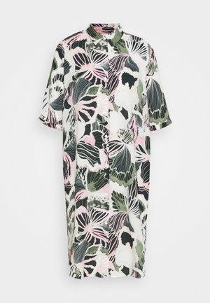 DAMIRA SHIRTDRESS - Skjortekjole - white