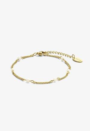 Bracelet - golcoloured