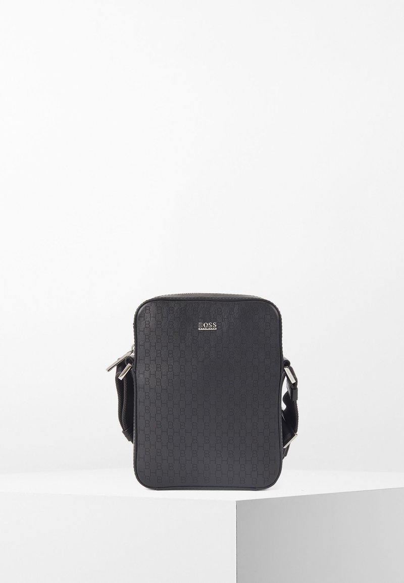BOSS - CROSSTOWN L_NS MINI - Across body bag - black