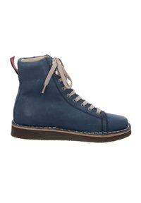 Grünbein - Lace-up ankle boots - blau - 5