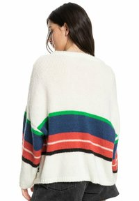 Quiksilver - OUTER SUNSET EQWSW03007 - Cardigan - white str outer sunset - 2