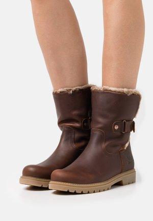 FELIA - Winter boots - bark