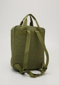 Fabrizio - BEST WAY BACKPACK - Školní taška - olive green - 3