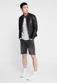 AllSaints - TONIC CREW - Basic T-shirt - grey marl - 1