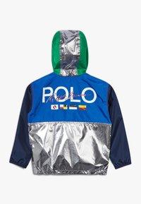 Polo Ralph Lauren - OUTERWEAR - Lehká bunda - gunmetal - 1