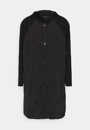 NIEZ - Classic coat - black