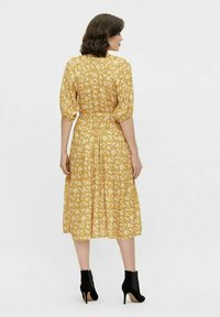 Object - Day dress - honey mustard - 2