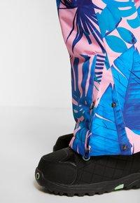OOSC - MIAMI VICE FEMALE FIT - Spodnie narciarskie - multi-coloured - 6