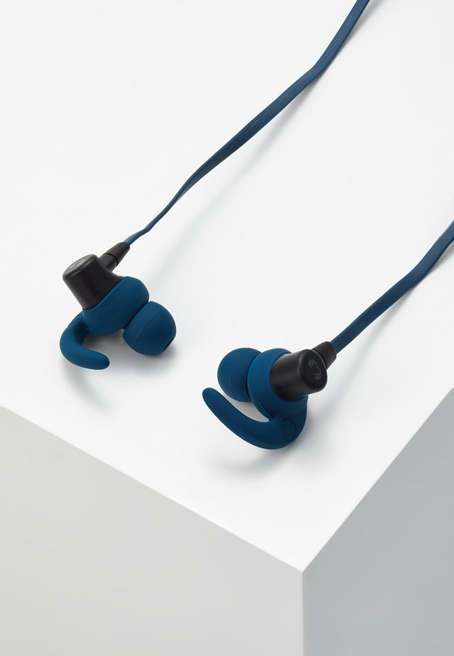 LACE WIRELESS SPORTS EARBUDS - Headphones - indigo