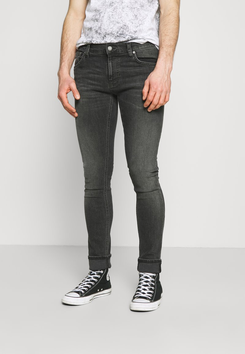 Nudie Jeans - TIGHT TERRY UNISEX - Jeans Skinny Fit - fade to grey