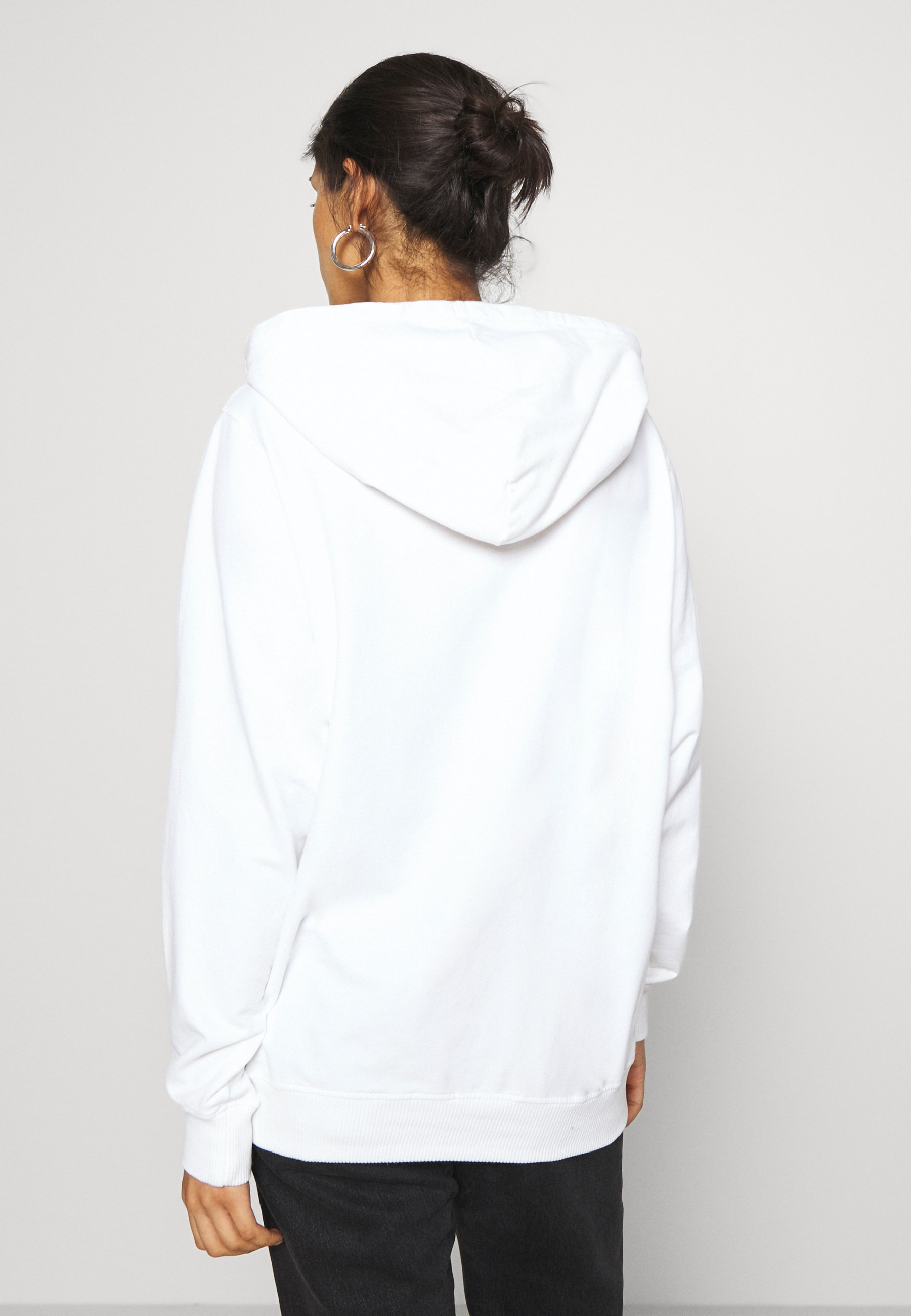 Factory Price Women's Clothing 10DAYS THE HOODIE Hoodie white eaPmbIzkg