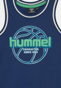 Hummel - CRUSADER UNISEX - Débardeur - estate blue - 2