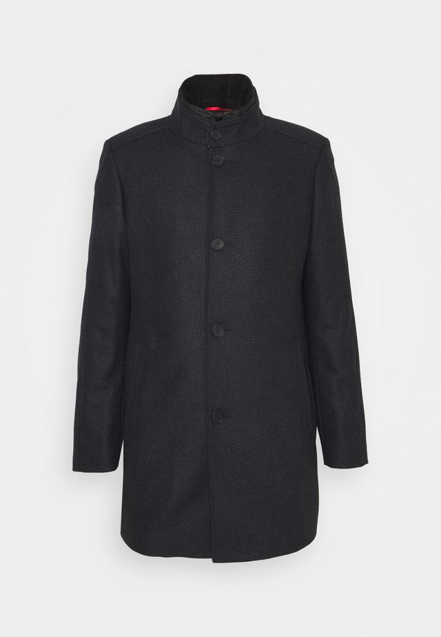 OXFORD COAT - Abrigo - dark blue