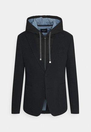 HOODNEY - Lehká bunda - black