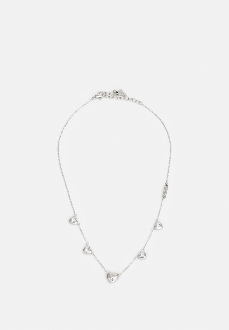 Guess - IS FOR LOVERS - Collar - silver-coloured