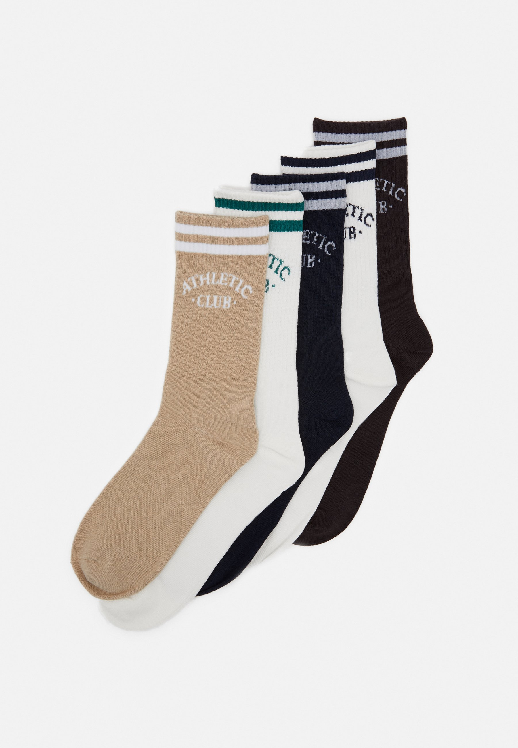 Men JACTOBIAS TENNIS SOCK 5 PACK - Socks