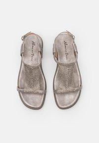 Alma en Pena - Sandals - lisboa pewter - 5