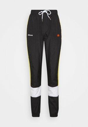 DETTA - Teplákové kalhoty - black