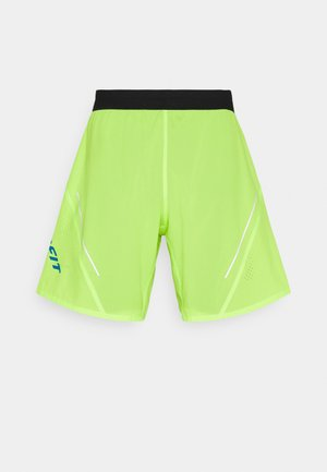 ALPINE PRO SHORTS - Sports shorts - fluorescent yellow