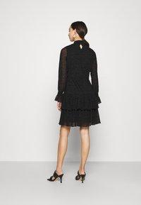 ONLY - ONLSANNA DRESS - Cocktail dress / Party dress - black - 2