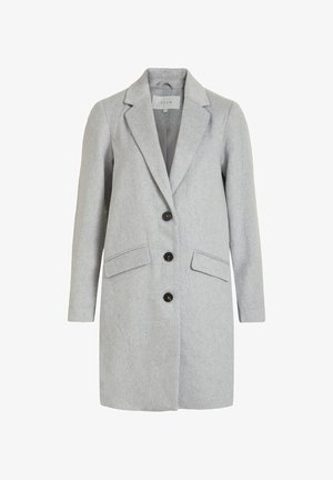 VILEOVITA COAT - Abrigo - light grey melange