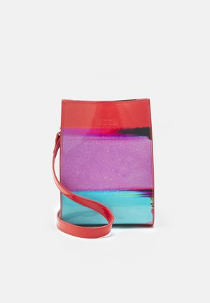 BORSA DONNA WOMANS BAG - Across body bag - red